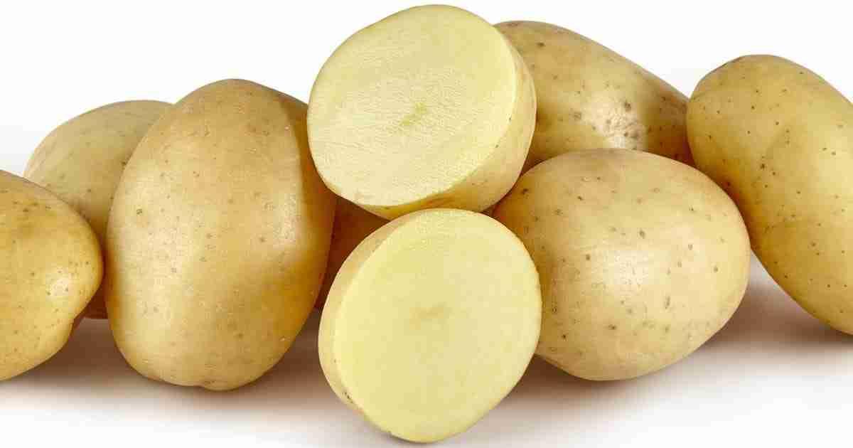patata in cucina