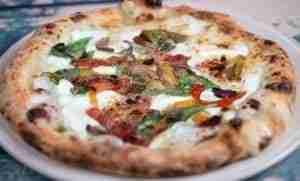 Pizza - Piatto