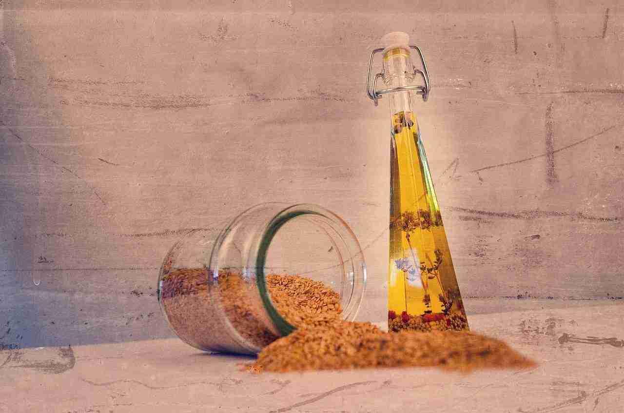 olio di semi
