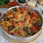Tiella di riso, patate e cozze: storia e ricetta