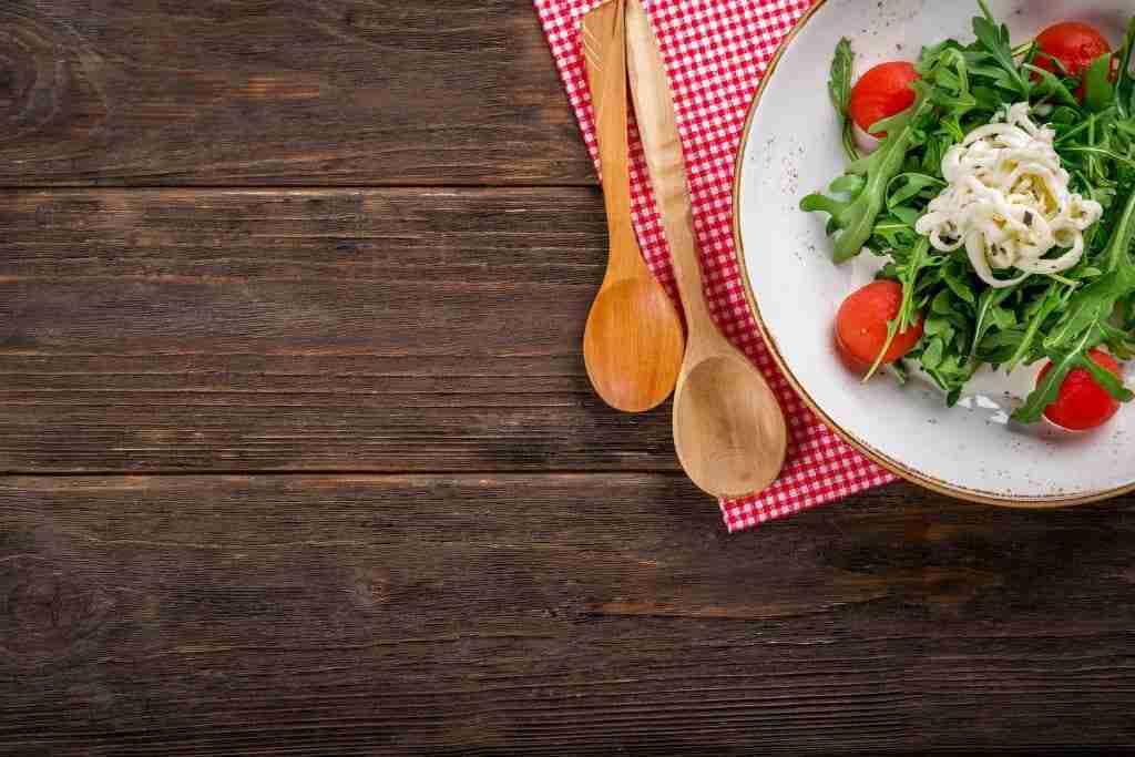 piatto di prima portata salutare