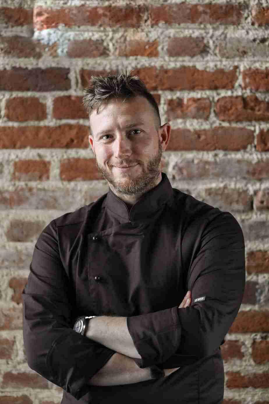 Fabio Sgrò, executive chef