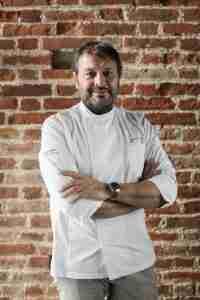 Ugo Alciati, una Stella Michelin