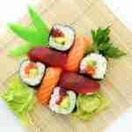 Cibi del mondo: il sushi