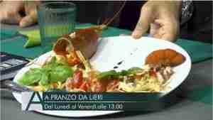 tv A pranzo da Lieri