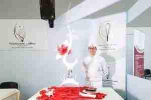 torta il volo campionati italiani di pasticceria matteo cutolo