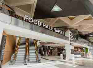 food hall napoli